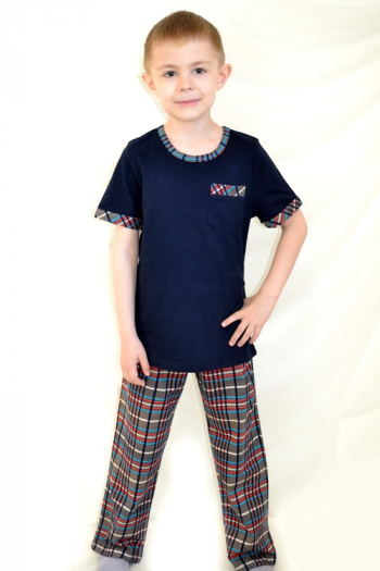 Пижама детская Арт-0091 Р/Р 28-34