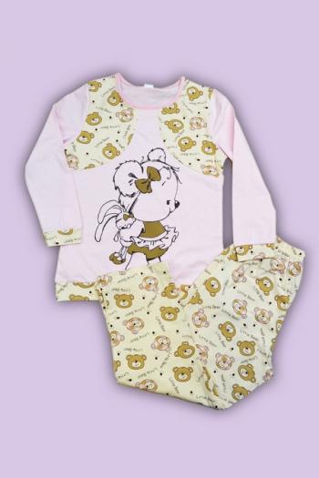 Пижама детская из фулл лайкры Арт-100 Р/Р 30-34
