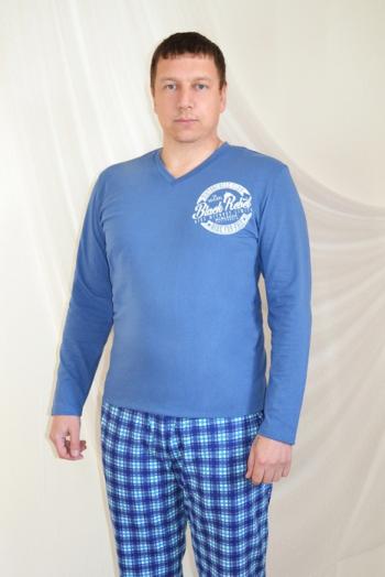 Комплект мужской из интерлока Арт-1405 Р/Р 50-54