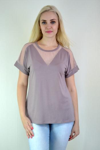 Блуза из вискозы Арт-2242 Р/Р 50-58