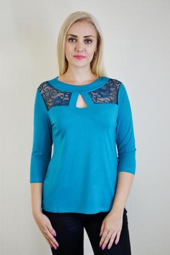 Блуза из вискозы Арт-2331 Р/Р 50-56