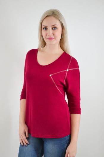 Блуза из вискозы Арт-2332 Р/Р 46-52