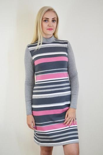 Платье из трикотажного полотна Арт-2352 Р/Р 44-50