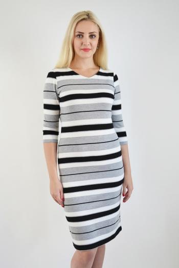 Платье из трикотажного полотна Арт-2354 Р/Р 44-50