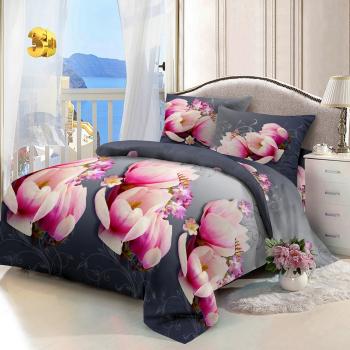 Комплект постельного белья сатин Арт-9552