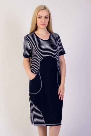 Платье из вискозы Арт-2661 Р/Р 56-62