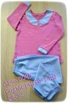 Детская пижама из интерлока Арт-0098 Р/Р 28-34