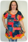 Блуза из вискозы Арт-1524 Р/Р 54-60