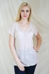 Блуза из кулирки Арт-2114 Р/Р 50-56