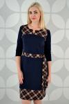 Платье из трикотажного полотна Арт-2328 Р/Р 48-54