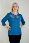 Блуза из вискозы Арт-2334 Р/Р 52-58