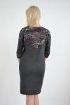Платье из трикотажного полотна Арт-2374 Р/Р 50-56