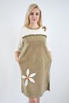 Платье из флиса Арт-2403 Р/Р 48-54