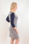 Платье из трикотажного полотна Арт-2420 Р/Р 44-50