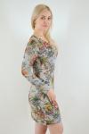 Платье из вискозы Арт-2456 Р/Р 44-50