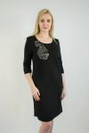 Платье из трикотажного полотна Арт-2506 Р/Р 48-54