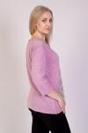 Блуза из трикотажного полотна Арт-2576 Р/Р 52-58