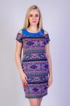 Платье из вискозы Арт-2638 Р/Р 46-52
