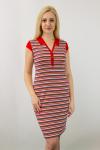 Платье из вискозы Арт-2643 Р/Р 46-54