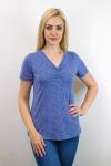 Блуза из кулирного  полотна Арт-2732 Р/Р 48-54