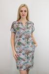 Платье из вискозы Арт-2736 Р/Р 50-56