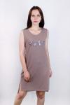 Платье из вискозы Арт-2754 Р/Р 46-52