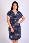 Платье из штапеля Арт-2805 Р/Р 46-56