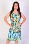 Платье из трикотажного полотна Арт-2809 Р/Р 44-50
