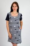 Платье из вискозы Арт-2814 Р/Р 44-52