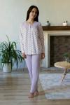 Пижама из фулл лайкры Арт-2881 Р/Р 46-52