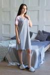 Платье из фулл лайкры Арт-2883 Р/Р 46-52