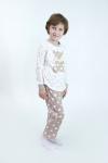 Детская пижама из интерлока Арт-5009 Р/Р 104-122