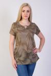 Блуза из трикотажного  полотна Арт-2210 Р/Р 52-58