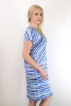 Платье из вискозы Арт-2734 Р/Р 50-56