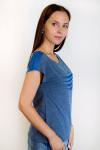 Блуза из вискозы Арт-2755 Р/Р 44-50