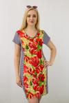 Платье из вискозы ЭМ-0001 Р/Р определяется