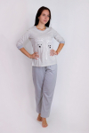 Пижама из хлопкового полотна Арт-2829 Р/Р 48-54