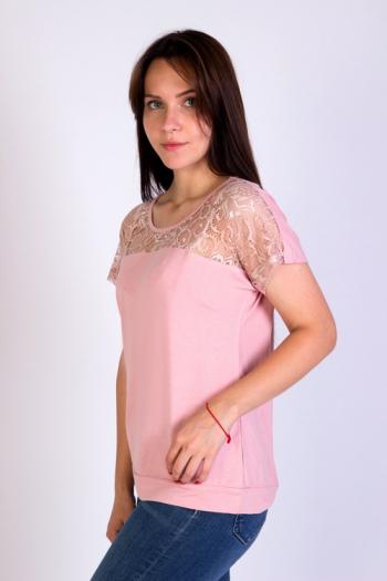 Блуза из вискозы Арт-2743 Р/Р 48-54